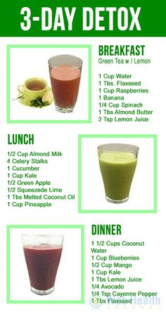 3 Week Diet Loss Weight – Weight loss/diet tips : Detox by mama kas THE 3 … - Diet and Nutrition Healthy Smoothies, Healthy Drinks, Detox Smoothies, Healthy Juices, Healthy Detox, Smoothies For Dinner, Morning Detox Smoothie, Low Calorie Smoothie Recipes, Healthy Meals