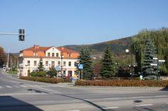 Sucha Beskidzka - Rynek #Sucha #Beskidzka #Polska #małopolskie #powiat #suski #Beskidy #Poland #Rynek #suski