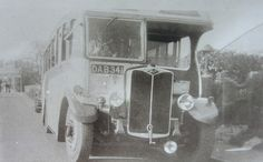 Displaying Central Garage_Great Witley_Arthur Moore & Sons_AJS Coach_DAB 341_1940s .jpg