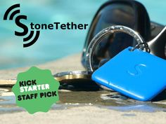 StoneTether - The Smallest Tracking Device at Long Range's video poster