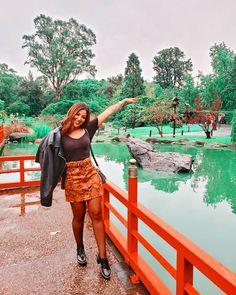 A felicidade estampada na cara da pessoa que ama viajar.....falta muito pra próxima? . . . #viagem #viagemeturismo #jardim #viagemperfeita…