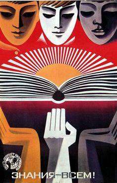 Soviet poster 1968