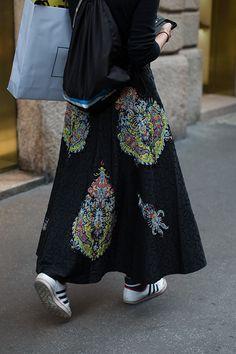 On the Street….Fashion in Detail, Milan - The Sartorialist