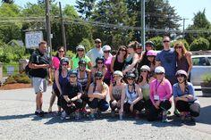 We Survived Tour De Vino!