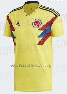 c064378d1 2018 Copa de Mundia Thai camiseta de Colombia