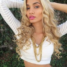 Tank top: knit sweater crop tops cute pia mia princess pia mia summer summer outfits cut out white