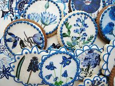 more gorgeous cookies!