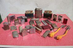 Online veilinghuis Catawiki: Verzameling van 32 aanstekers