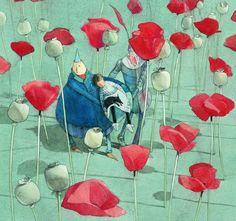 掉進兔子洞的魔幻下午,專訪插畫家莉絲白.茨威格|MOT/TIMES 線上誌