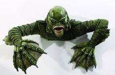 Creature from the Black Lagoon - Decorations & Props