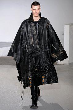 Semana de Moda Masculina de Paris/Inverno 2014 – Maison Martin Margiela