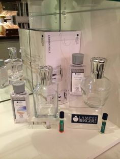 Our Lampe Berger products are now 20% off!! Included in the sale are the scent refills, decorative Lampe Berger bottles, and gift sets. #EndlessIdeas