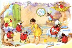 Rene Cloke -  Ladybirds' Home