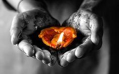Lichtjesfeest - Divali lamp (hindoeïsme)