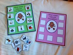 "Look what we found! ""The Autism Adventures of Room 83: Calm Down Kit"""