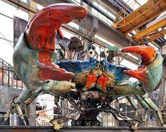 Les Machines de l'Ile, Nantes, Loire-atlantique, France - Guide2Pays de la Loire