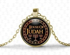Hebrew Israelite Jewelry & Necklaces For The 12 by HebrewPrint