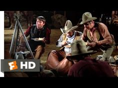 The Campfire - Blazing Saddles (5/10) Movie CLIP (1974) HD - YouTube