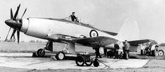 Ww2 Aircraft, Military Aircraft, Westland Wyvern, Aviation Forum, Post War Era, P51 Mustang, Royal Navy, Fighter Jets, Planes
