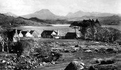 Old Photograph Gairloch Scotland