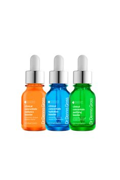 Dr. Dennis Gross Skincare Clinical Concentrate Booster Set