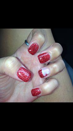 My Christmas Nails 2013