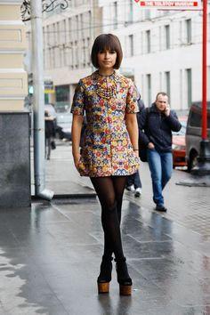Miroslava Duma street style#miraduma #MiroslavaDuma #Streetstyle #lookbook #fashion #chic #style