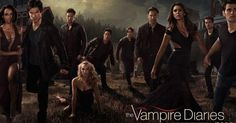 The Vampire Diaries  Trapped in adolescent bodies, feuding vampire brothers Stefan and Damon vie for the affection of captivating teenager Elena, who attempts to unravel the many dark secrets of her hometown of Mystic Falls.