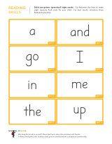 A Full Set Of Dolch Preschool Pre Primer Sight Words Flashcards