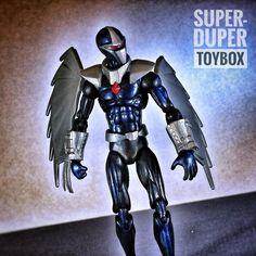 Marvel Universe Darkhawk
