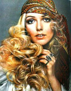 Susan Blakely 1969  Bohemian Style - boho - ☮k☮