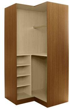 corner wardrobe armoire