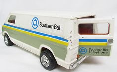 southern bell telephone toy