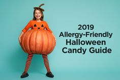The scary part of Halloween should be witches and ghosts, not the candy. Food-centered holidays can be stressful when managing food allergies. With planning, your family can still safely enjoy Halloween. If you are looking for allergy-friendly treats, here are some top 8 free Halloween candy ideas. These candies are free of peanuts, tree nuts, dairy, egg, soy, wheat, fish and shellfish. Halloween Chocolate, Halloween Candy, Enjoy Life Foods, Fruit Chews, Candy Companies, Sour Candy, Allergy Free Recipes, Diabetic Friendly, Food Allergies