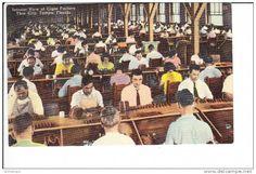 research image        Ybor City cuban cigar factory interior