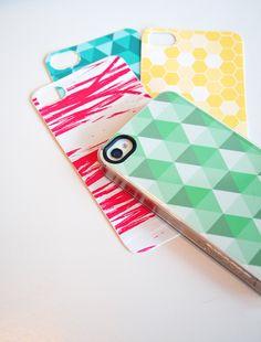 Plantillas para carcasas de Iphone >> see that there: freebies :: iPhone Templates 2