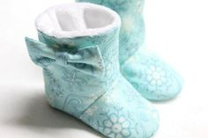 Baby Shoes - Winter Boots