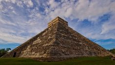 Chichen Itza of the Mayan Riviera, Mexico