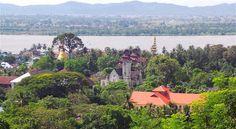 View over Mawlamyine
