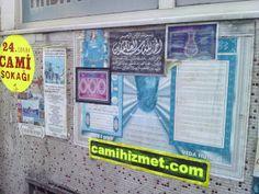 Cami Hizmet Evi ((( CHE ))): Ortasından Yol Geçen Camii***Küçükköy Hürriyet M. ...