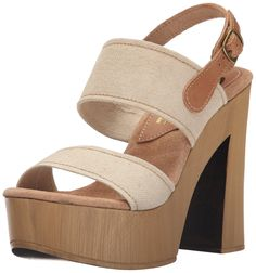 Sbicca Women's Anabella Dress Sandal ** Wow! I love this. Check it out now! - Block heel sandals
