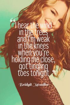 bridgit mendler- top of the world-- this song is so adorable