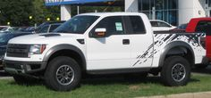 First High-Speed Off-Roader: 2010 Ford Raptor