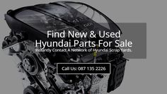 Hyundai Spares - Used & New Parts For Sale in South Africa