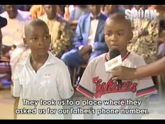 INNOCENT BOYS RESCUED FROM SATANIC RITUAL: TB Joshua Prophecy!!!