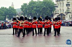 Défilé de la garde royale à #Londres #Angleterre