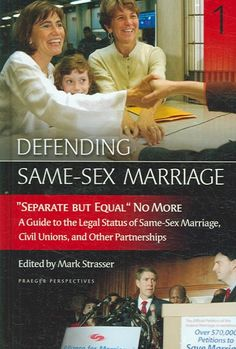 Defending Same-Sex Marriage http://library.sjeccd.edu/record=b1136957~S3