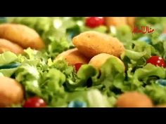 كبة البطاطس بالجبن - مطبخ منال العالم رمضان 2013 - YouTube Food Clips, Youtube Cooking, Arabic Recipes, Lebanese Recipes, Arabic Food, Cooking Videos, Falafel, Breakfast Recipes, Chicken