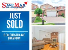 this Well-Kept Detached Home on 8 Colchester Ave In less than 2 Weeks Time. Give us a call at and Sell Max With Save Max! Real Estate, Wellness, Outdoor Decor, Home Decor, Real Estates, Interior Design, Home Interior Design, Home Decoration, Decoration Home