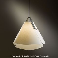 Hanging lamps, Steel and Lamps on Pinterest